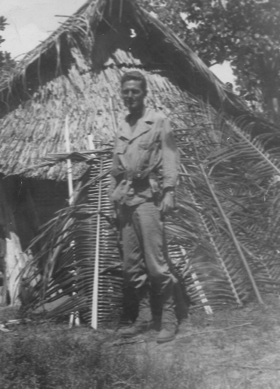 Emil in Papua New Guinea